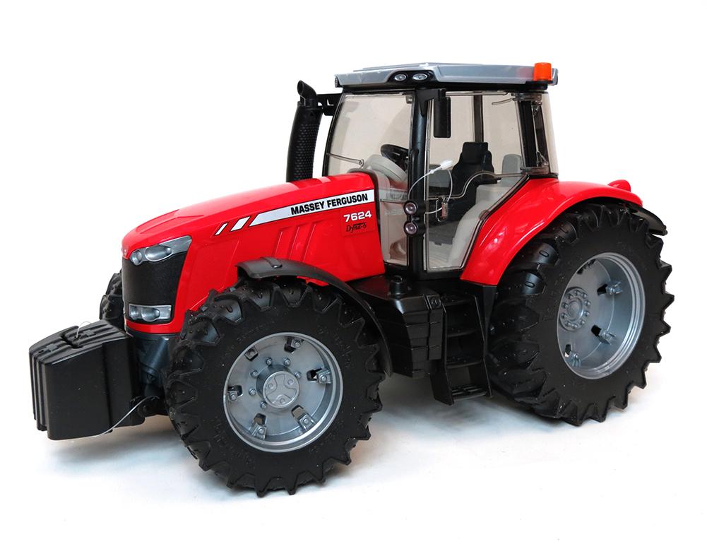 Bruder auta traktory novinky